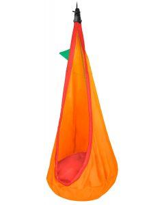 Joki Foxy - Kinder-Hängehöhle aus Bio-Baumwolle inkl. Befestigung