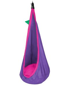 Joki Lilly - Kinder-Hängehöhle aus Bio-Baumwolle inkl. Befestigung