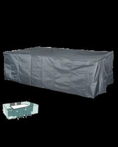 Schutzhülle 350x150x95cm premium grau