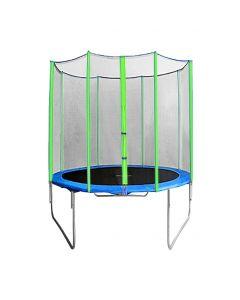 Trampolin 305cm mit Netz 150kg