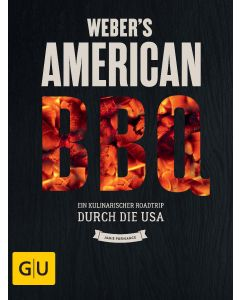 Weber Buch American Barbecue