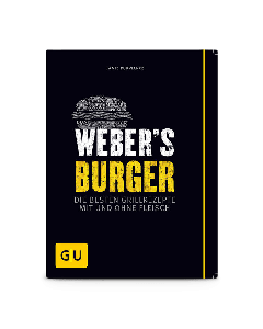 Weber Buch Burger - Die besten Grillrezepte