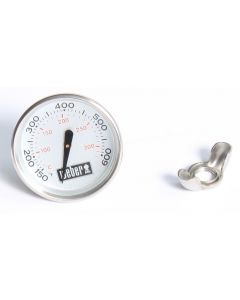 Weber Deckelthermometer mit Rosette