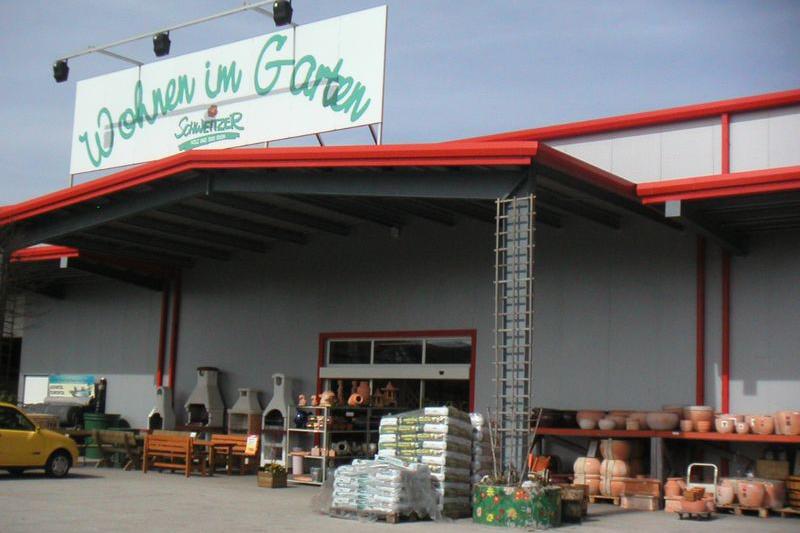 Standort Rohrbach Gartenausstellung