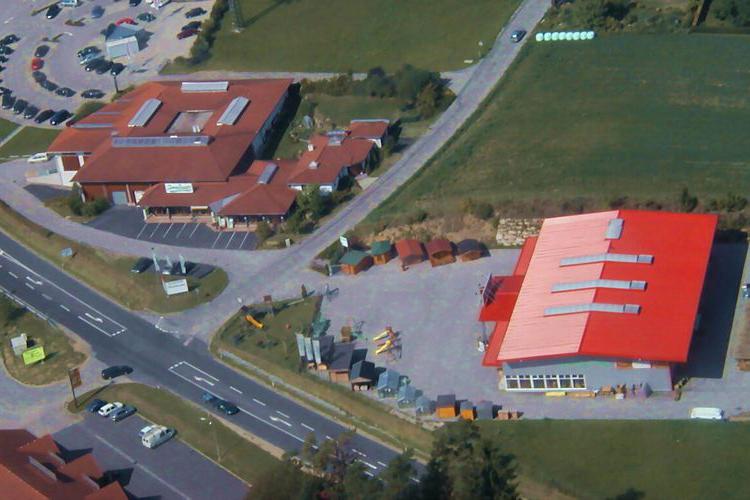 Rohrbach Luftaufnahme